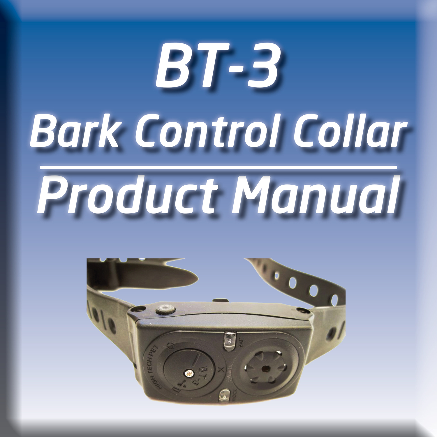 you will love the terminator bark control collar